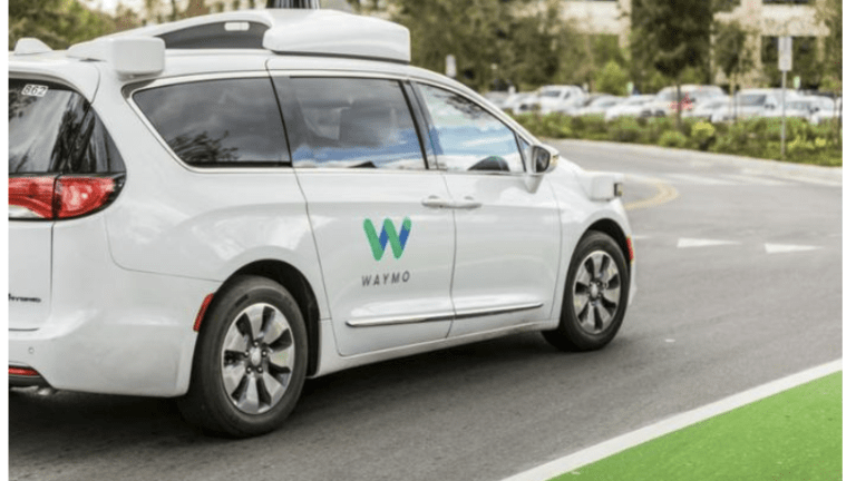 Waymo Approved For Level-4 Paid Taxi Service: Direct Uber Competition