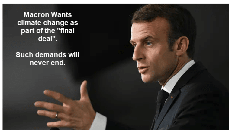 Opposition Mounts to Brexit Deal but France Has Still More Demands Already