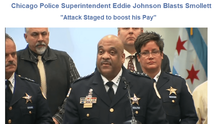 Empire Actor Jussie Smollett Charged with Felony, Attack Staged to Boost His Pay