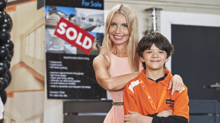 13-Year-Old Kid Buys $552,000 Home