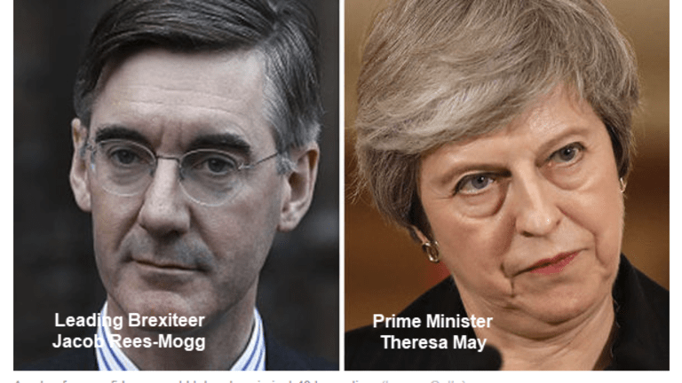 UK Motion of No Confidence: Tory Rebels Claim to Have the Required 48 Votes