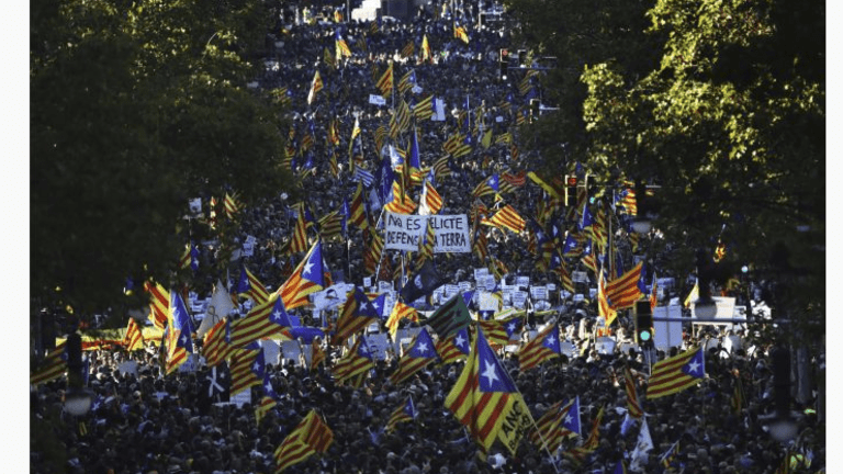 Catalonia Suffers 'Worst Attacks' Since Franco Dictatorship: Peaceful Resistance Coming Up