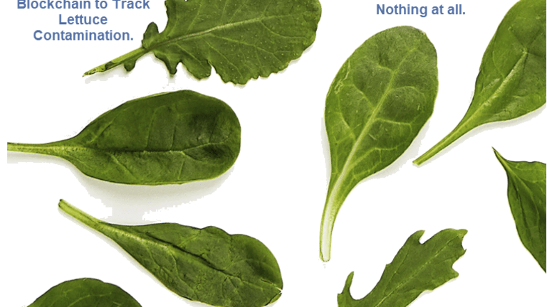 Walmart to Use Blockchain to Track Lettuce