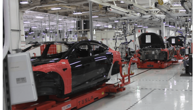 Tesla Stops Critical Brake and Roll Test to Meet Production Goals