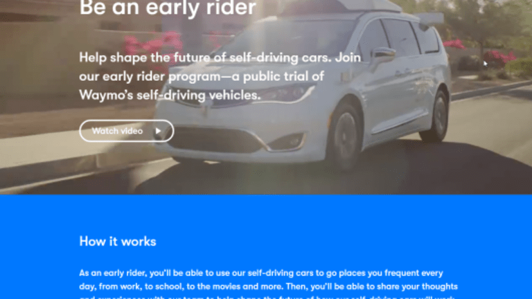 Naysayer Reality Check: Waymo's Self-Driving Taxi Debuts in Phoenix, for Free
