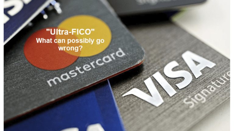 """""""Ultra-FICO"""" to Boost Credit Scores Giving Millions More Access to Credit"""