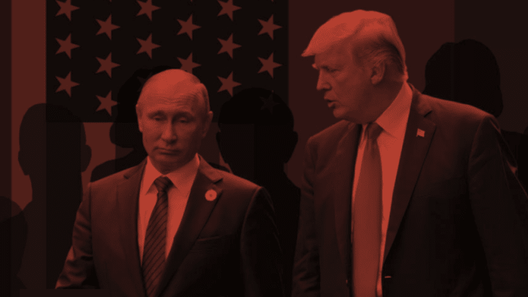 """Intercept Political Idiocy: """"Unclear Whether Trump is Foreign Agent"""""""