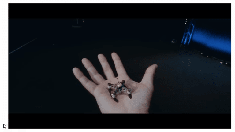 Micro Assassination Drones Fit In Your Hand