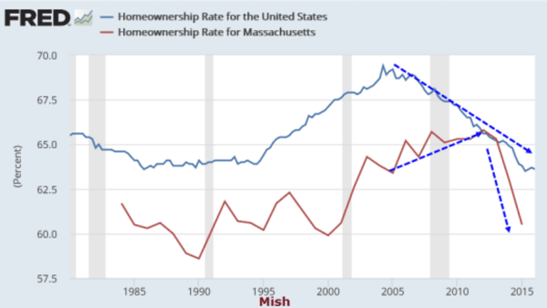Home Ownership Rates Vary Wildly: What's Going On?