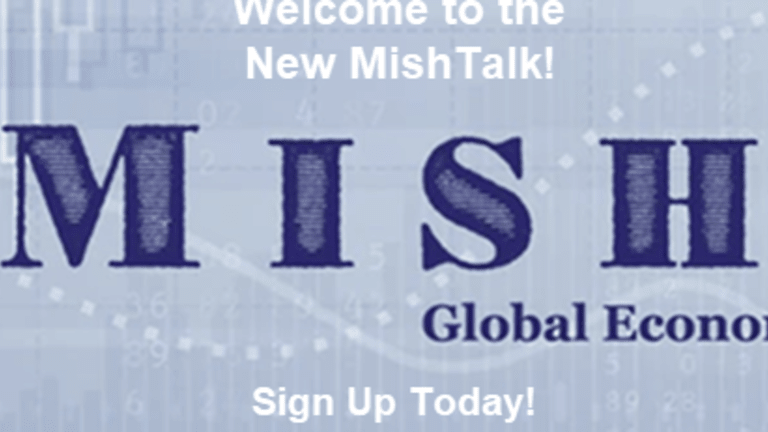 Welcome to the New MishTalk