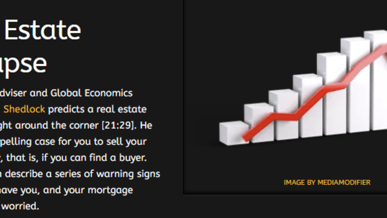 Phil Hulett and Friends: Real Estate Collapse, Sell Your House Now