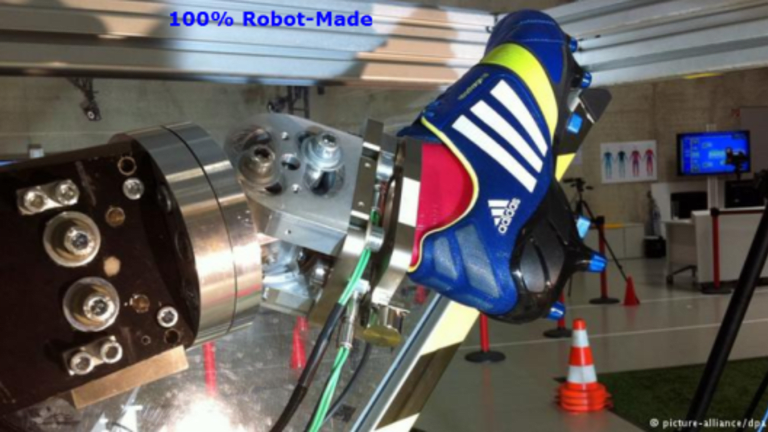 """We Need New Labels: I Propose """"100% Robot Made"""""""