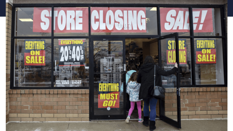 Only the Strong Survive: JCPenney, Payless, LifeWay to Close 3,000+ Stores