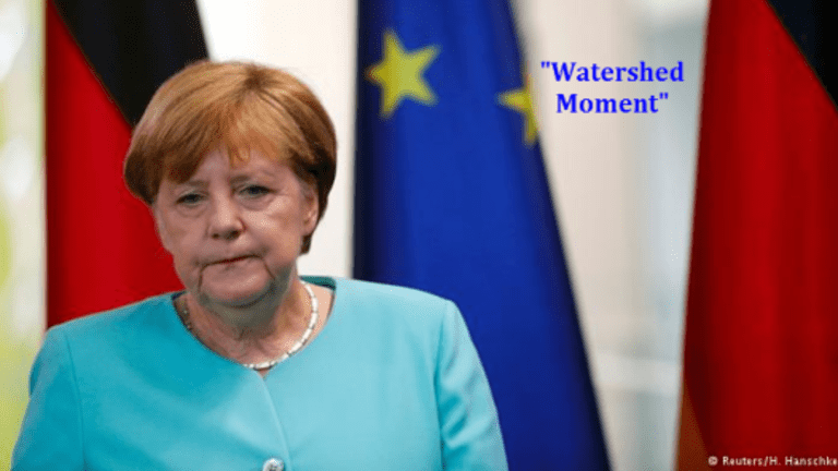 Word of Thanks to the Person Most Responsible for Brexit: Angela Merkel