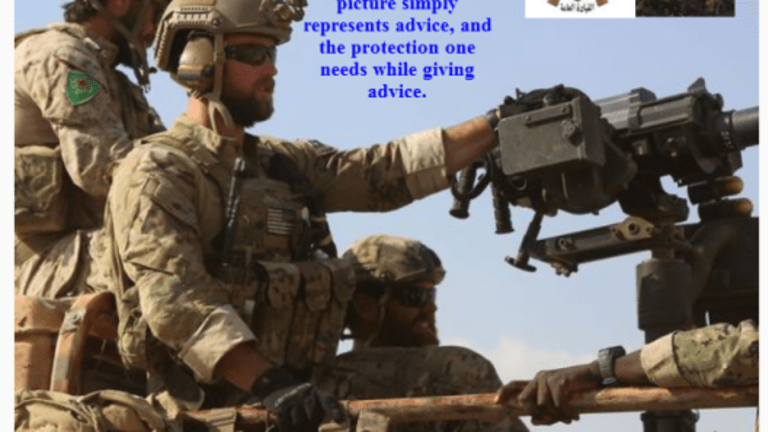 Syrian Madness: US Backed Rebels Fight US Special Forces