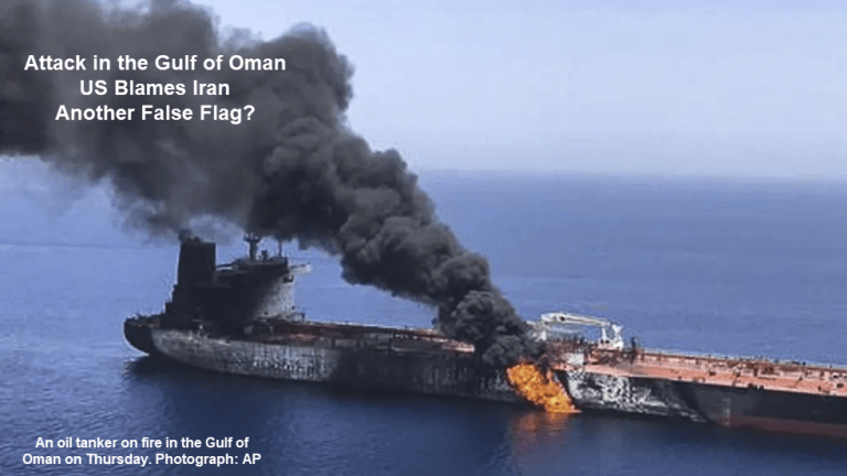 Preparation for War: US Blames Iran for Gulf of Oman Attacks, Who is Likely?