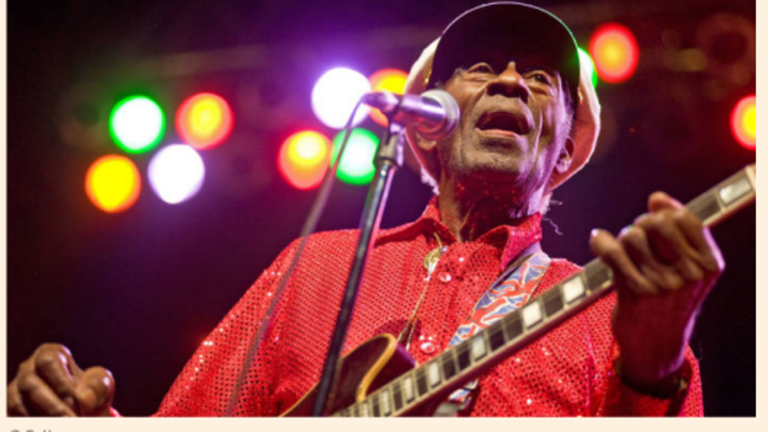 Bless You Chuck Berry, You Are Missed Already!
