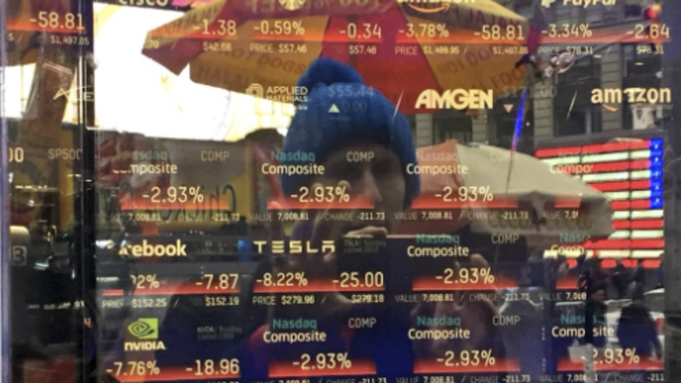 Tweets and Videos of the Day: Facebook, Cash, Trump, Tesla, FANGs