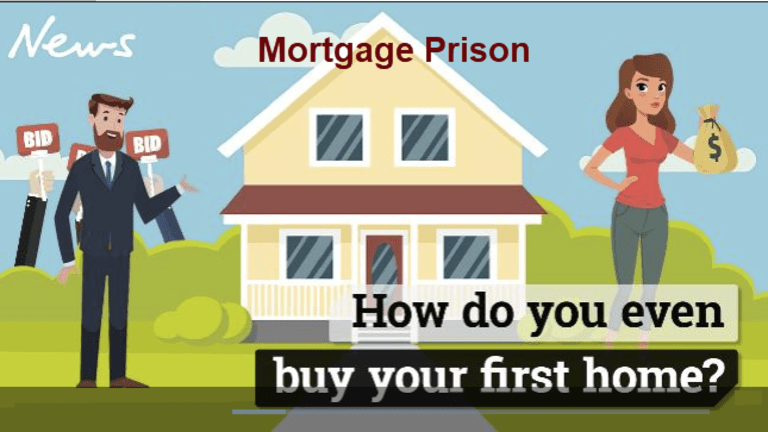Mortgage Prison: Sydney Home Prices Suffer Largest Annual Decline Since 2008
