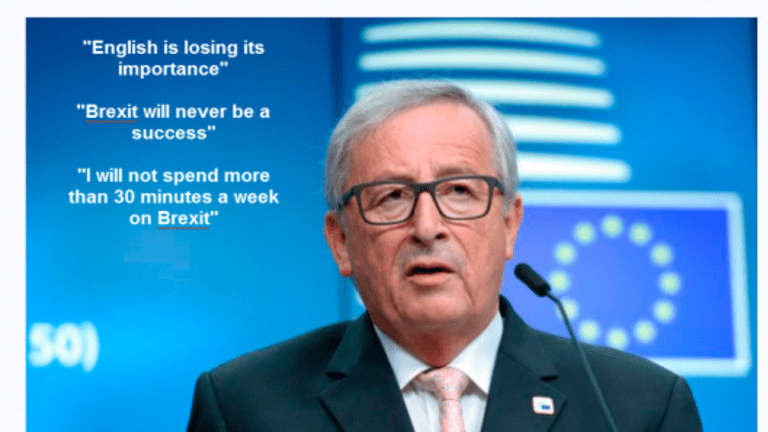EU Infighting: Merkel and Tusk Attack Juncker for Sabotaging Brexit Negotiations; Choice Quotes