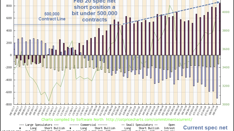 10-Year Treasury Short Squeeze Fuel Hits Another Record High