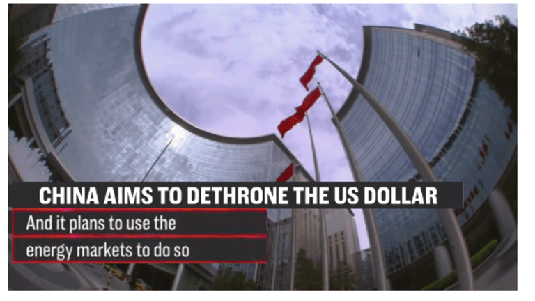Gold-Backed Petro-Yuan Silliness: Reserve Currency Curse?