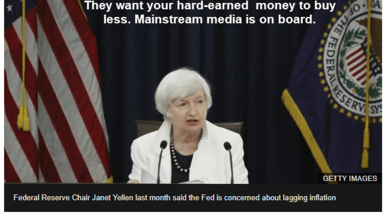 Be Patient, the Fed Will Screw You Eventually (With Media Praise All The Way)