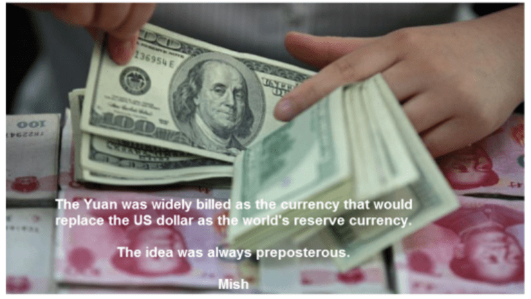 Chinese Rush to Open US Dollar Forex Accounts: More Capital Controls Coming
