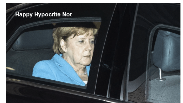 "Merkel's ""Common Goal"" Hypocrisy Exposed: Deal With CSU Still Not Final"