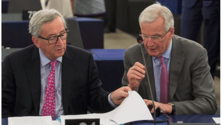 EU Shocked to Discover UK May Walk Away With No Deal