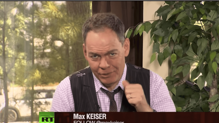 Max Keiser and Mish Discuss Charts, Employment, Gold in Latest Keiser Video