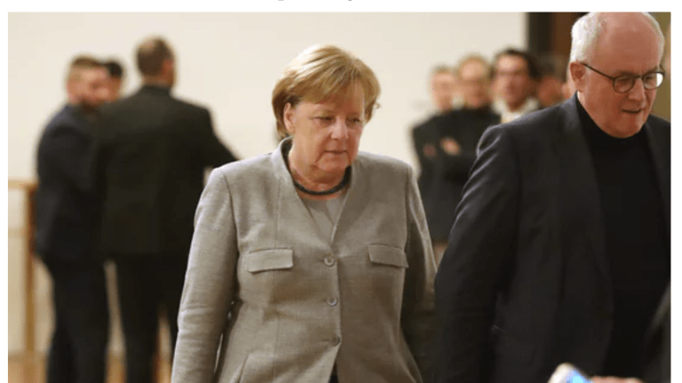 Merkel Coalition Collapses: New Elections Coming?