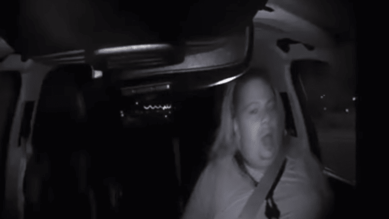 Police Release Video of Uber Pedestrian Fatality