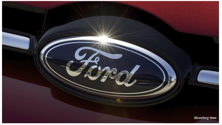 """Ford Promises All Electric """"Mach 1"""" SUV in 2020, 40 Vehicles by 2022"""