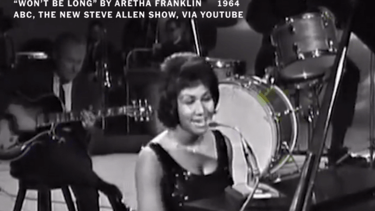 """Farewell to Aretha Franklin, the """"Queen of Soul"""""""