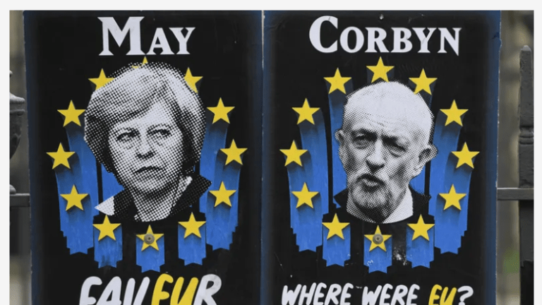 In Bed With Corbyn and Unfit to Lead: File a No Confidence Vote Now