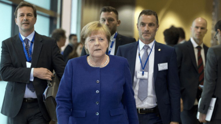 Committee to Save Merkel Collapses On Italian Demands In Contentious Meeting