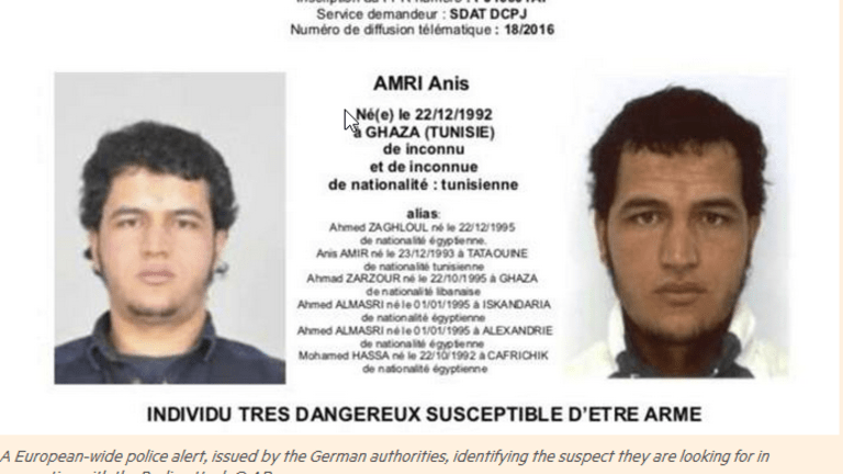 """European Manhunt: Sorry, German Privacy Rules Say """"Illegal"""" to Post Face"""