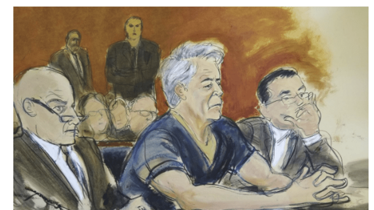 Billionaire Epstein, Charged With Sex-Trafficking Teen Girls, May Name Names