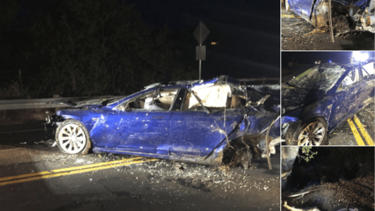 """Tesla: Bad Brakes and Yet Another """"Thrilling"""" Death"""
