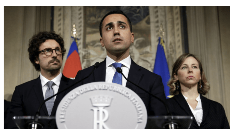 Collision Course With EU: Five Star and Lega Reach Deal