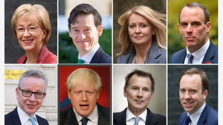 Who Will Replace Theresa May? Eight Candidates in Crowded Race