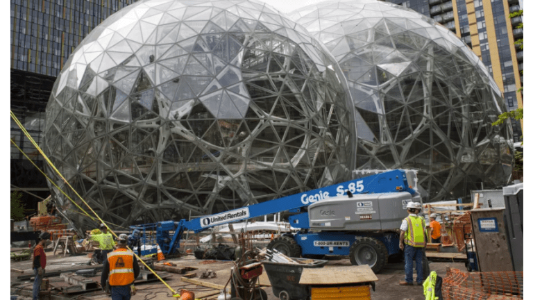 Amazon Receives 238 Proposals from 43 States Plus Mexico and Canada for Second Headquarters