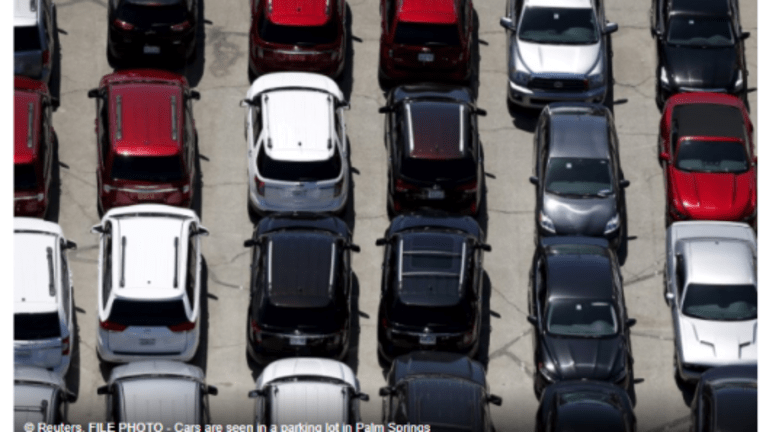 J.D Power and LMC Estimate July Auto Sales Down Five Percent, Time in Inventory Highest Since 2009