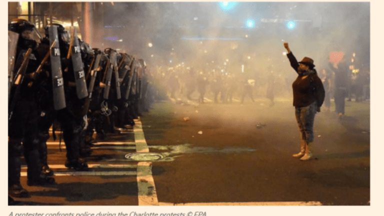 Riots in Charlotte Over Shooting: N.C. Governor Declares State of Emergency; Why So Many Bad Cops?