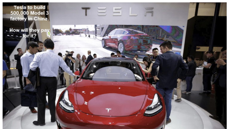 Tesla Production Heads to China: Bull and Bear Case Explained