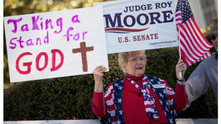"Evangelical Values: Moore dated Teenagers for their ""Purity"""