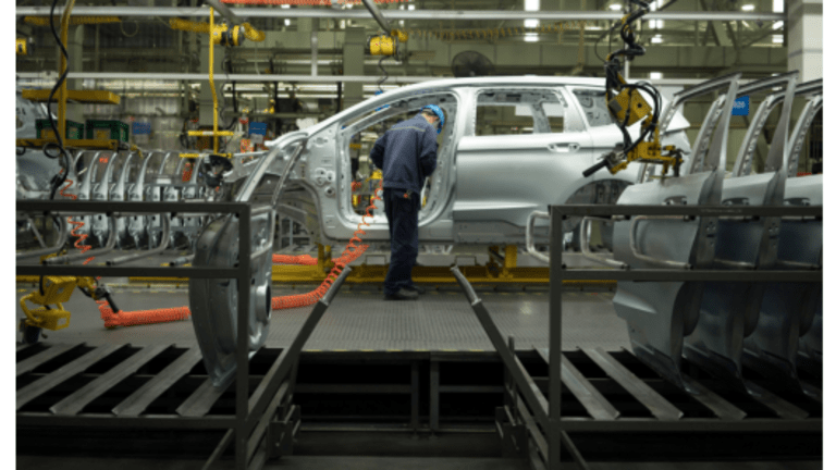 Make China Great Again: Ford Bypasses NAFTA Dispute By Moving Focus Production to China