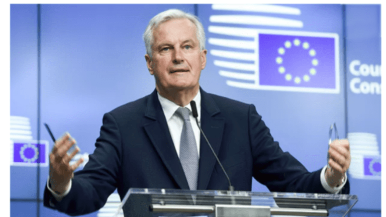 EU Brexit Document Demands UK Payment for Everything Down to the Gnat's Ass