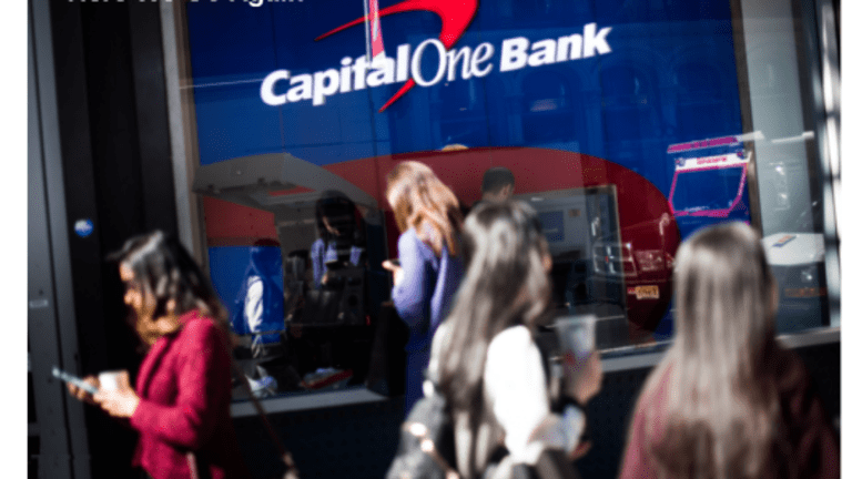 Subprime Credit Card Losses Bite Capital One: Income Down 20%, Charge-Offs Up 30%